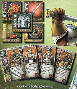 Rather Dashing Games Dwarven Miner Board Game Spiele
